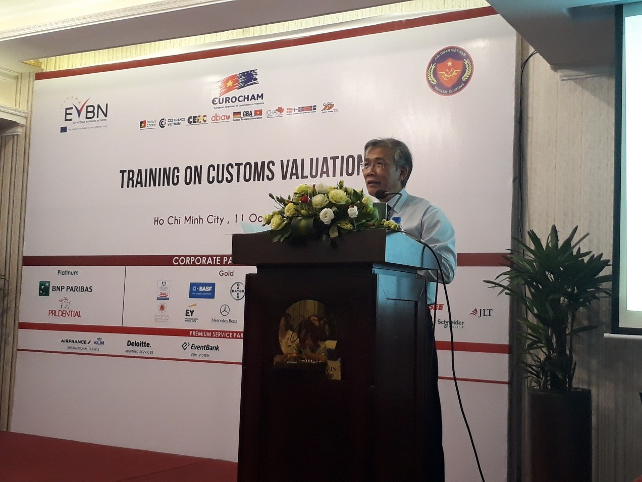 Training on Customs Valuation Report | European Chamber of